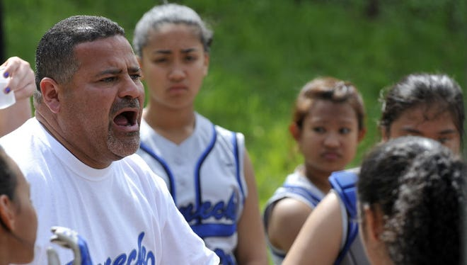 Teaneck coach Rich Aponte and his team are off to a 6-1 start.