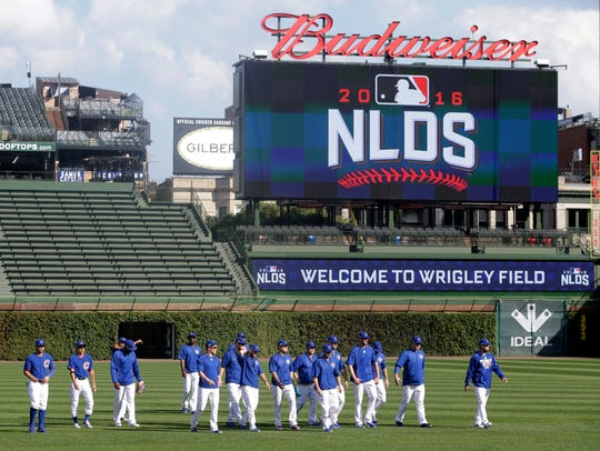 The Cubs will face a Giants club undaunted by the rigors