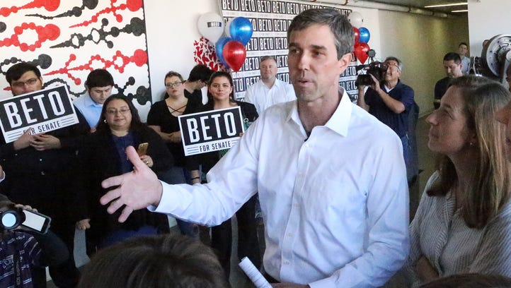 Texas AFL-CIO declines to endorse O'Rourke after he misses convention