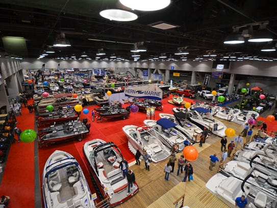 The 61st annual Cincinnati Travel, Sports and Boat Show will take place from January 12-14 and 17-21.