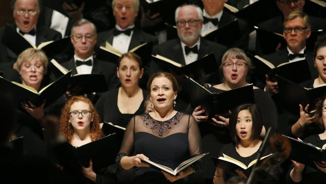 Auditions for the Milwaukee Symphony Chorus start at the end of July. For the 2021-22 season, the chorus will perform at the new Bradley Symphony Center.