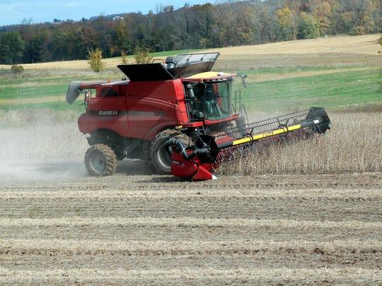 Wisconsin farmers finally got a good week of advantageous