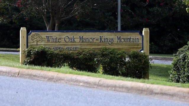 Like nursing homes statewide, White Oak Manor Kings Mountain has battled the coronavirus.