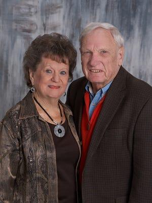 Bob and Darlene Straub