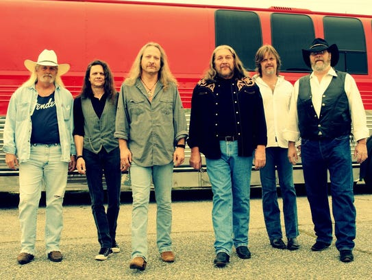 The Marshall Tucker Band is headlining Gettysburg Bike