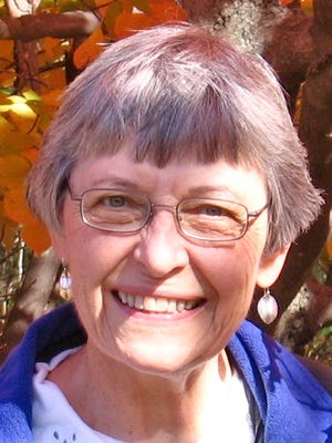The Rev. Mary Ann Neevel.