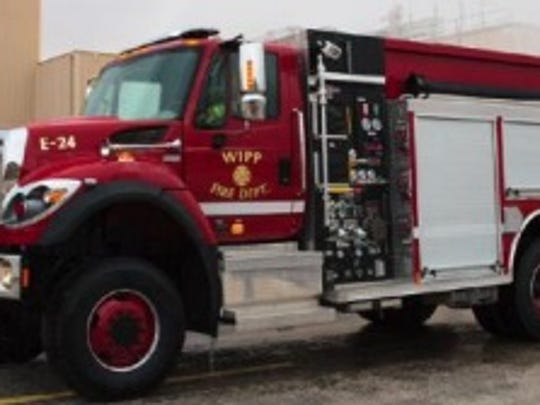 A new fire engine was purchased at the WIPP facility to better improve fire prevention at the site.