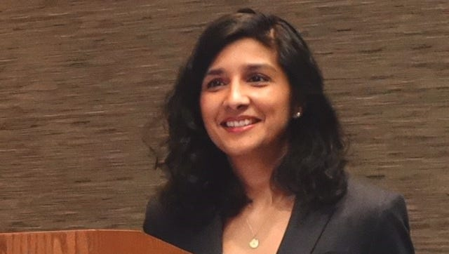 Anjali Patel, MD, memory and cognitive disorders neurologist, Overlook Medical Center, Summit.