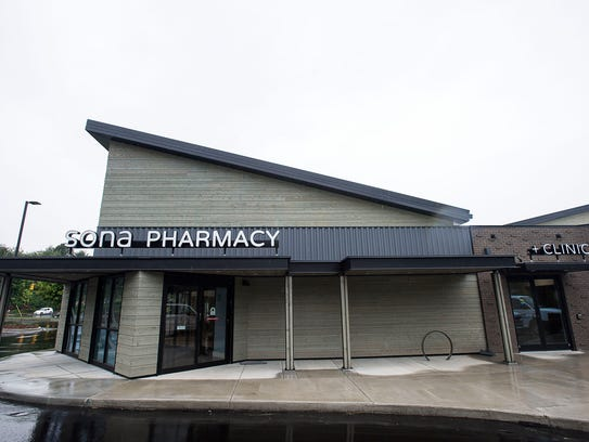 Sona Pharmacy and Clinic- a community pharmacy, urgent