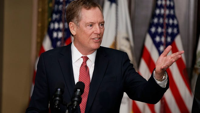 U.S. Trade Representative Robert Lighthizer's office is seeking public comments on changes to the 23-year-old North American Free Trade Agreement.