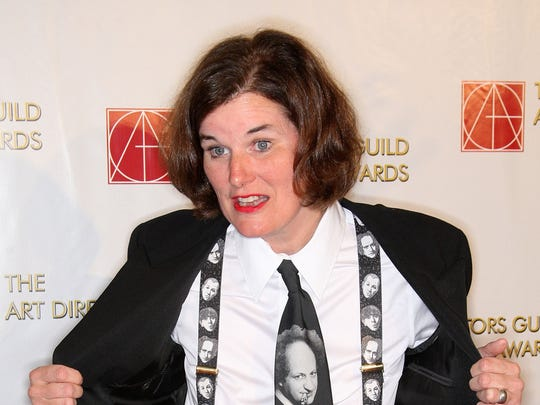 Comedian Paula Poundstone, pictured in 2010, performs