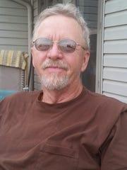 Tim Schar, a Vietnam War veteran.
