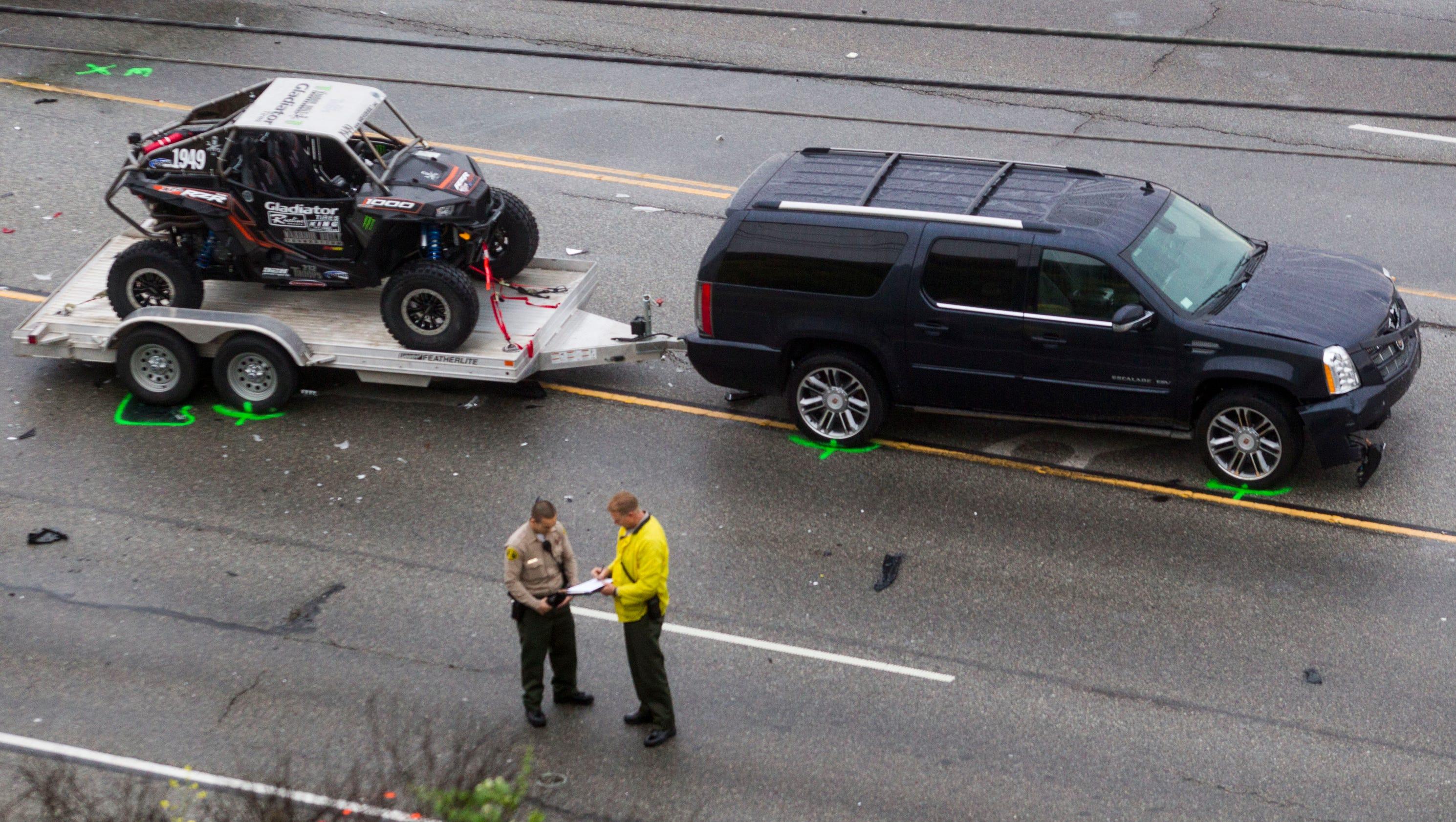 Latest Cadillac Escalade >> Escalade curse?: Bruce Jenner latest to find trouble
