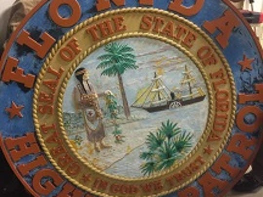 The seal before the Gateway art class began working