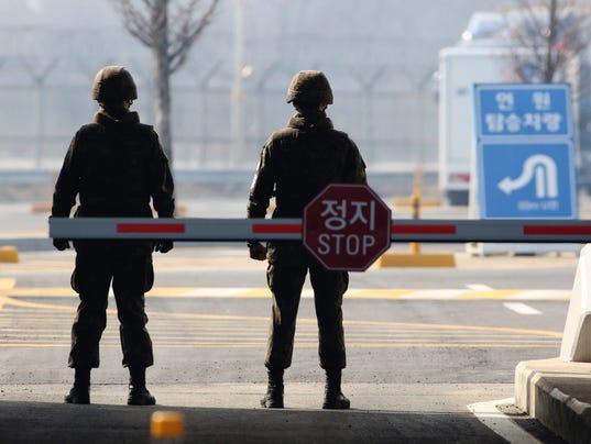EPA SOUTH KOREA NORTH KOREA CONFLICT WAR CONFLICTS (GENERAL) KOR GY