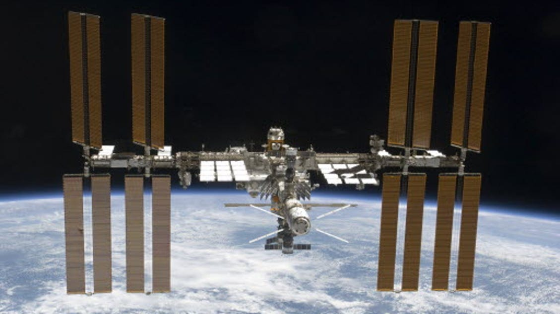 White house extends space station support for 4 years for Space station usa