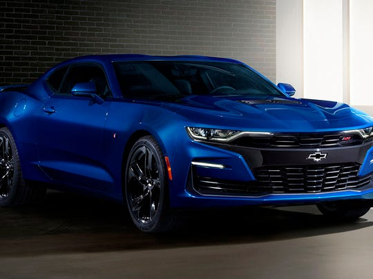 The 2019 Chevrolet Camaro Says That