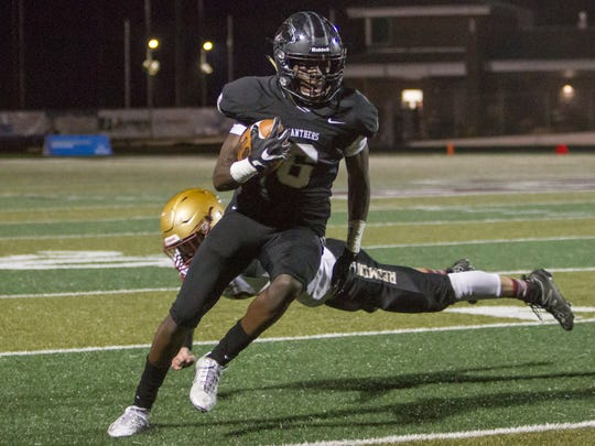 Pine View players are excited to take on Lehi and top-ranked quarterback Cammon Cooper on Friday. Both teams combined for 141 points in their season-opening victories last week.