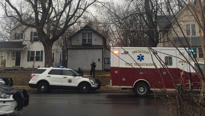A man suffers from serious injuries after a stabbing in the 900 block of Buchanan Street.