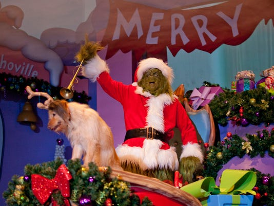 tv abc presents how the grinch stole christmas - How The Grinch Stole Christmas 2014