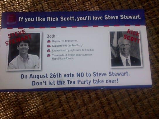 DEC mailer on stewart
