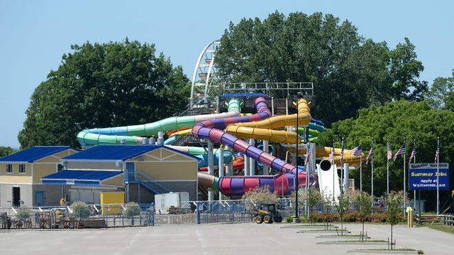 Waldameer Park & Water World is tentatively planning to open for the July 4 weekend.