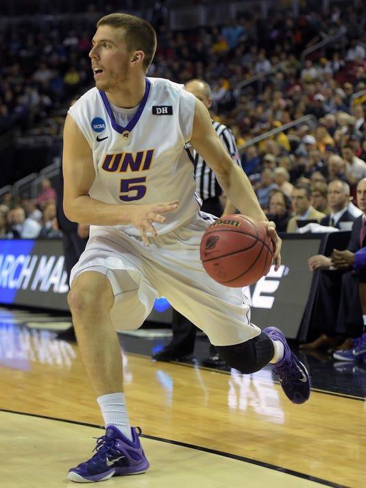 NCAA Basketball: NCAA Tournament-2nd Round-Wyoming vs Northern Iowa