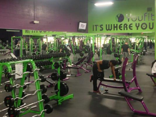 YouFit gym