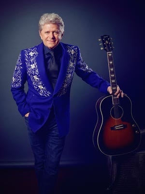 Peter Cetera prior to performing at the Ryman.