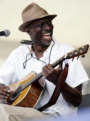 Grammy award-winning musician Keb' Mo' will perform live in concert at 7:30 tonight at the Saenger Theatre.