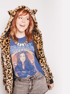 """Lindsey Stirling will be featured on two episodes of the Ovation network's """"Song By Song."""""""