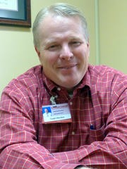 Todd Oberheu enjoys the world of rural health care