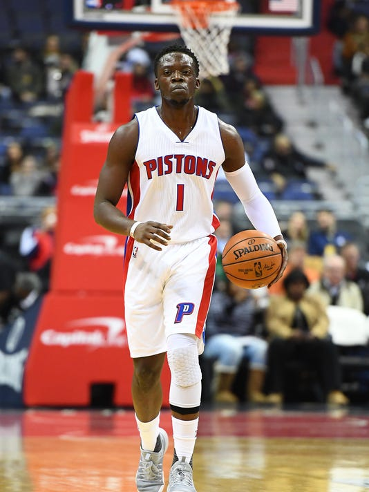 NBA: Detroit Pistons at Washington Wizards