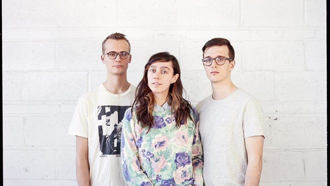 Indie-rock band Braids are set to perform on Saturday at Lowbrow Palace.