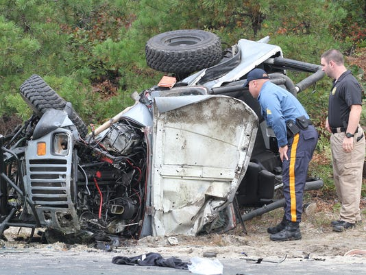 9/29/14, Barnegat Rt 72 crash