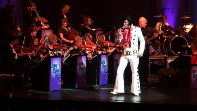 A July concert featuring Doug Church and the Jersey Shore Pops represented the orchestra's best-selling show this season.