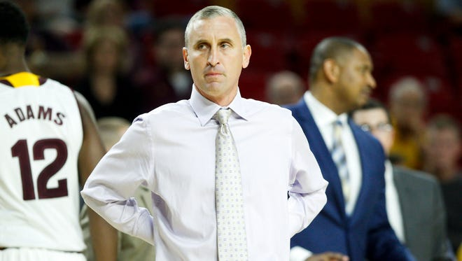 """I've realized this takes time,"" Bobby Hurley said, now entering his third season as ASU men's basketball head coach."