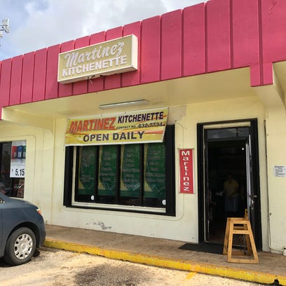 Martinez Kitchenette in Dededo receives 'A' rating in follow-up inspection