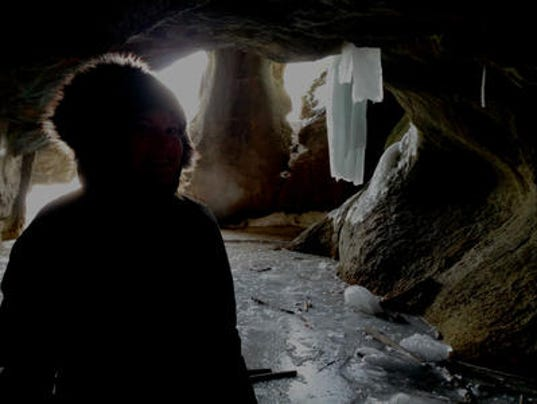 Sea Cave exploration