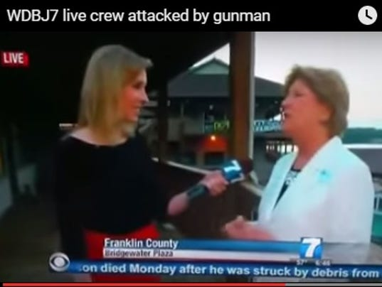 Franklin County TV interview