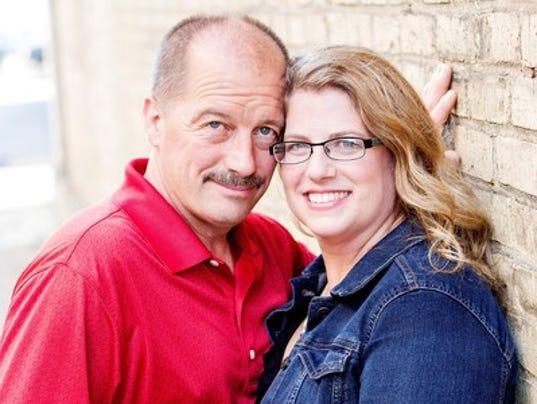 Engagements: Jennifer Frank & John Heinze