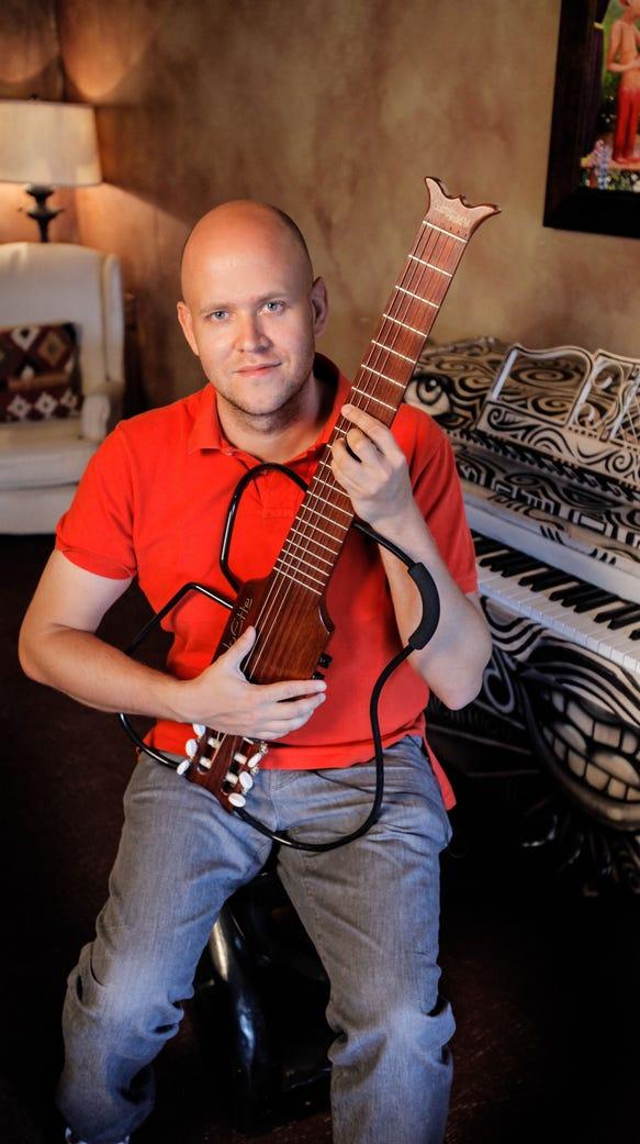 Daniel Ek is a Swedish Entrepreneur and a Technologist