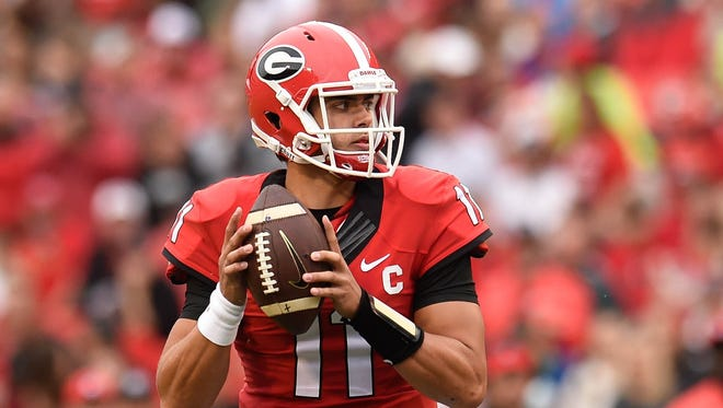 How will Georgia quarterback Greyson Lambert fare in the face of the Alabama defense?