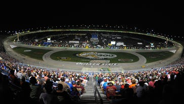 July 2: Brad Keselowski wins the Coke Zero 400 at Daytona International Speedway.