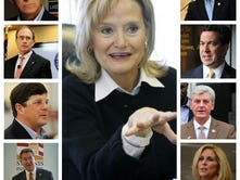 What are Mississippi leaders saying about Cindy Hyde-Smith as new U.S. senator?