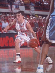 A scrappy point guard, Archie Miller was also a deft