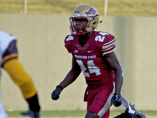 Midwestern State sophomore Robert Grays was injured in the Mustangs game against Texas A&M-Kingsville. After making a tackle and appearing to suffer a neck injury he was taken to the hospital by ambulance.