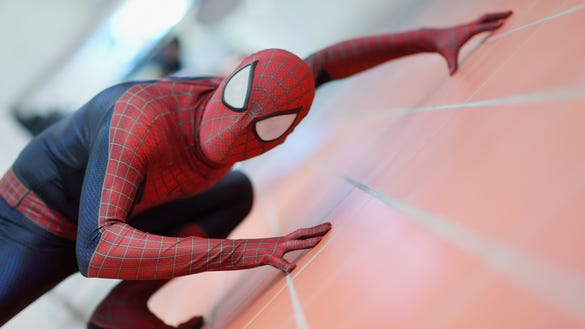 Spider-Man baby names Coppola Getty Images