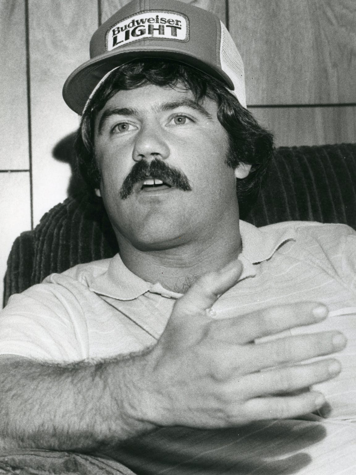 Terry Labonte in August 1983.