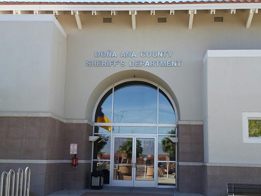 Doña Ana County Sheriff's Department exterior